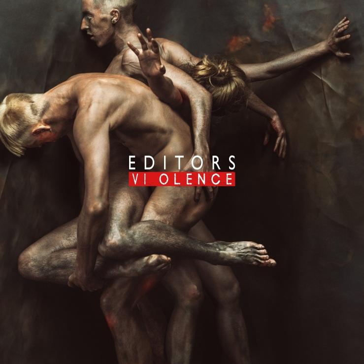 Editors - Violence Capa