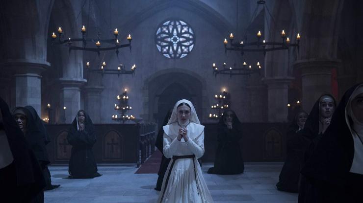 a freira filme